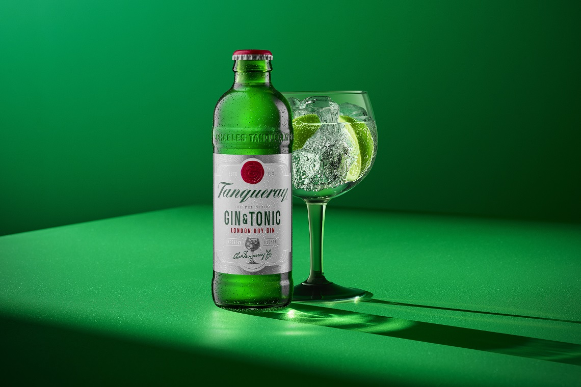 Tanqueray Launches New Rtd photo
