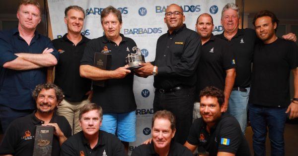 Prize-giving Ends Mount Gay Regatta photo