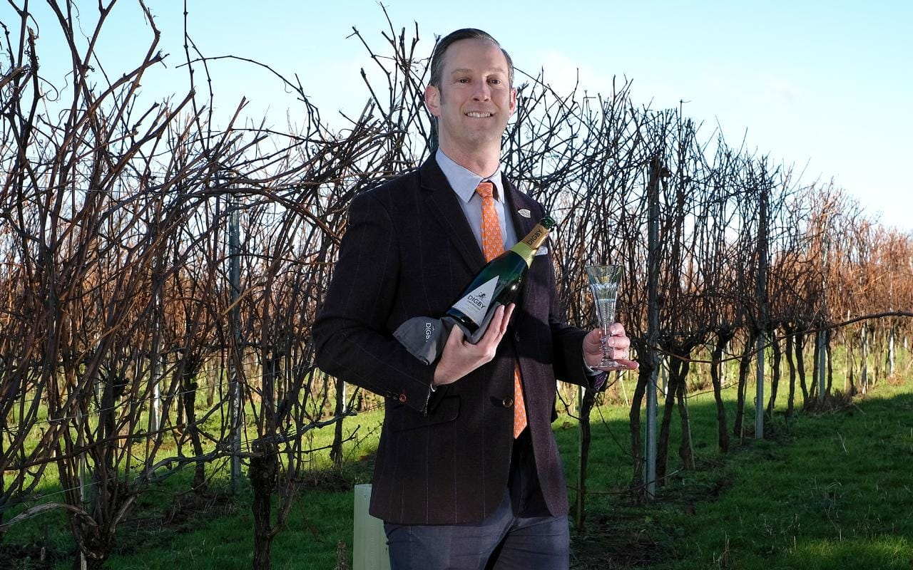 Digby Fine English Co-founder: 'britain Can Produce A Premier Sparkling Wine' photo