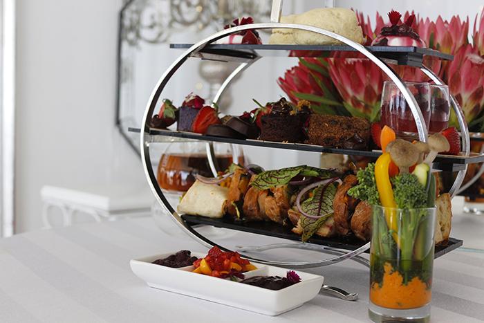 Cape Hotel Introduces Vegan High Tea photo