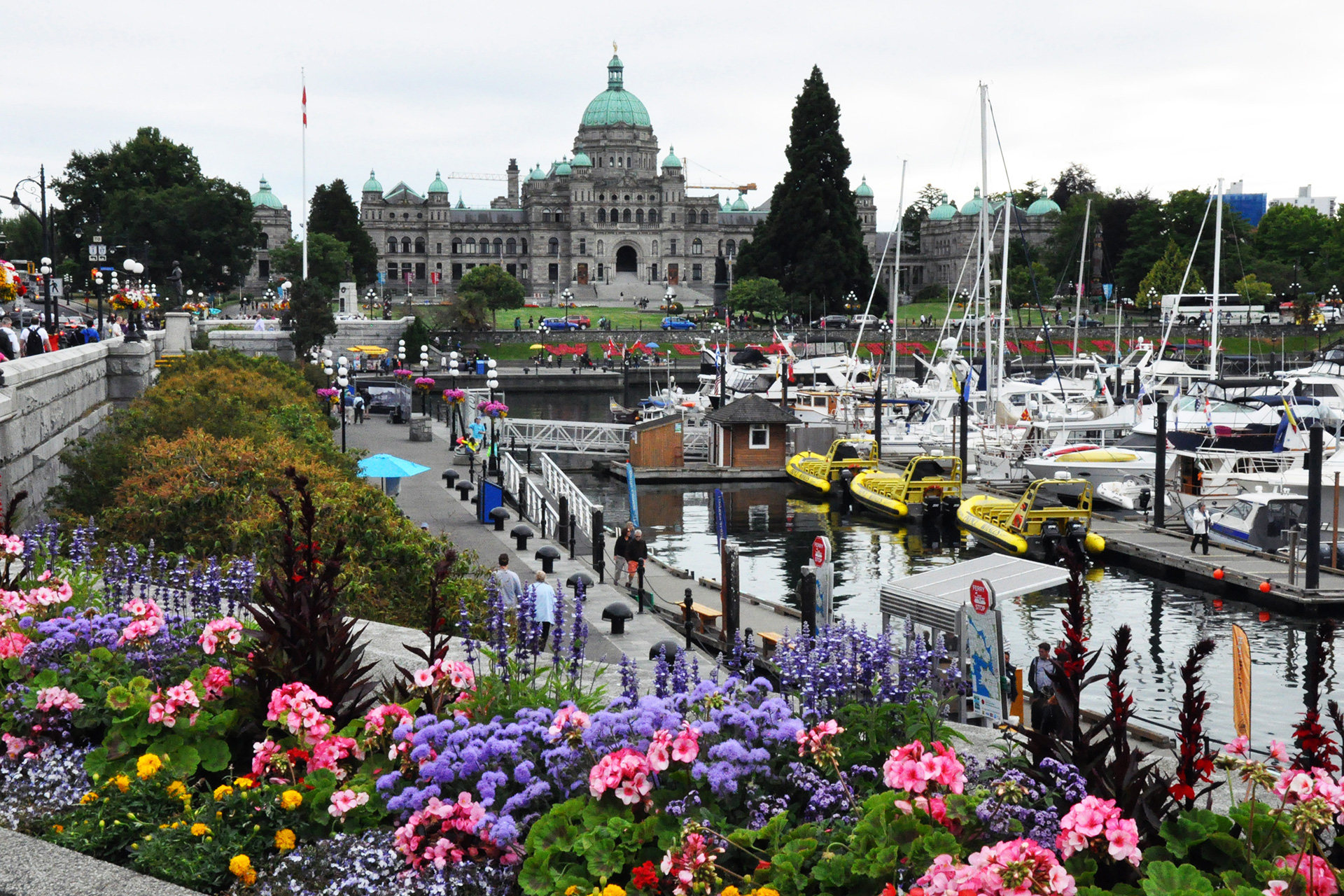A Coffee Drinker's Guide To Victoria, British Columbia photo