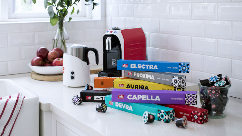 Vida E Caffè Introduces Recyclable Coffee Capsules photo