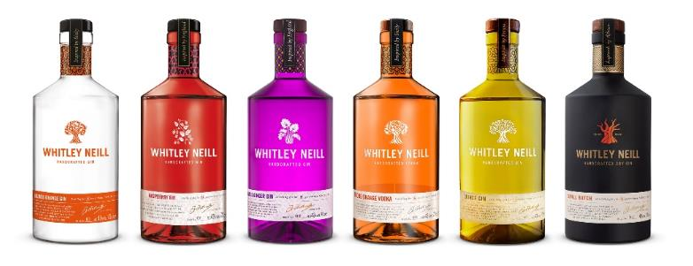 Whitley Neill Adds Blood Orange And Raspberry To Flavoured Gin Portfolio photo