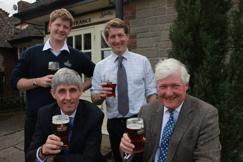 Arkell's Brewery Announces Anniversary Year Royal Visit photo