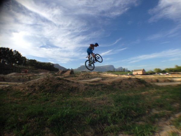 Burn off those festive calories at the Bike Park at Constantia Uitsig photo