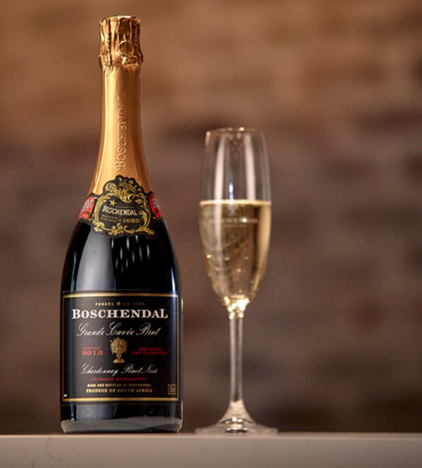 Boschendal MCC Named A Top 10 Cap Classique Over A Ten Year Period photo