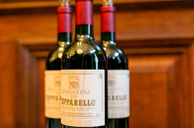 Isole E Olena: Cepparello Wines To Drink And To Keep photo