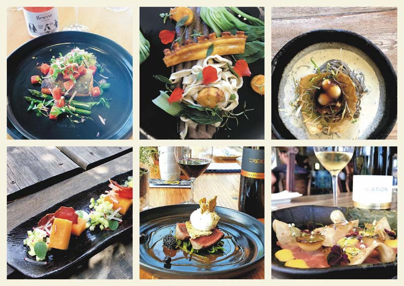 Creation launches dashing new way of pairing food and wine photo