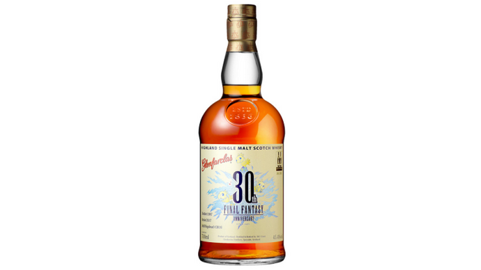 Celebrate Final Fantasy's 30th Anniversary With This 30-year-old Whiskey photo