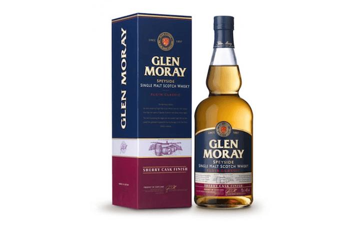 Glen Moray Adds A New Sherry Cask Finished Scotch Whisky photo