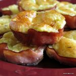 Ham Quiche Cups For Breakfast On-The-Go photo