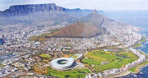 Cape Town Is Set To Run Out Of Water In Less Than One Hundred Days photo