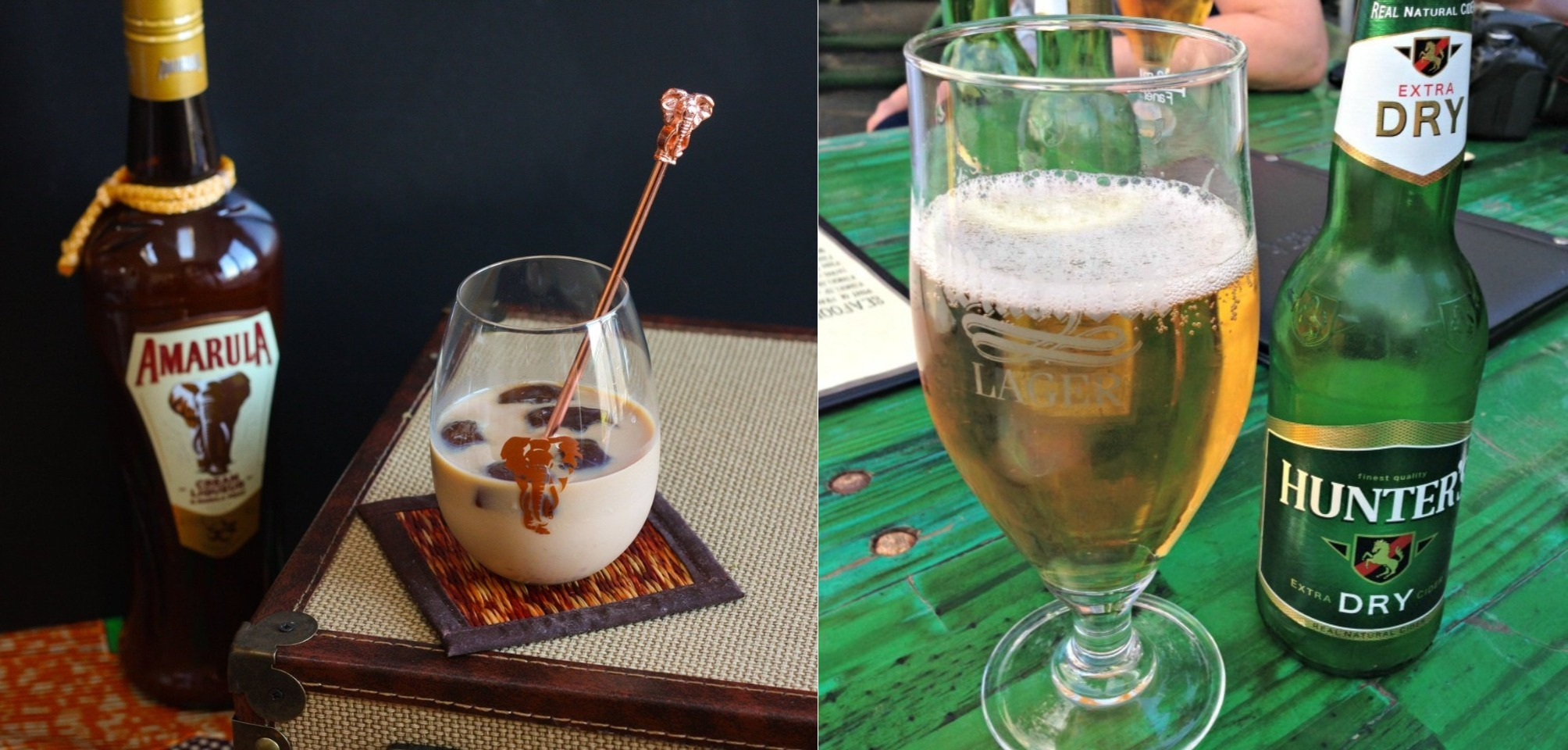 Are You Brave Enough For Home-made Amarula Or Hunter's Dry? photo