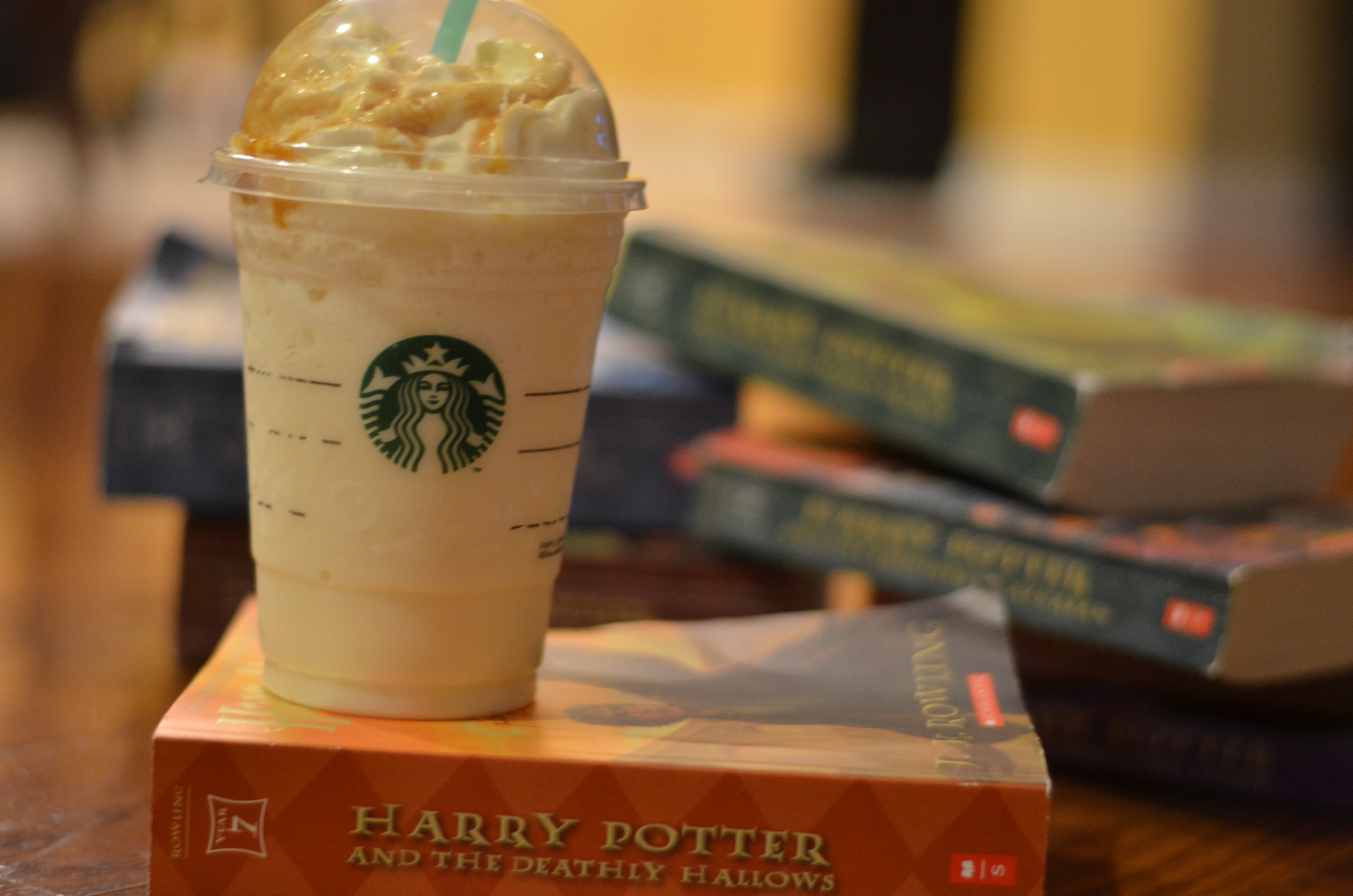 Here's How You Can Order Secret Harry Potter Drinks At Starbucks photo
