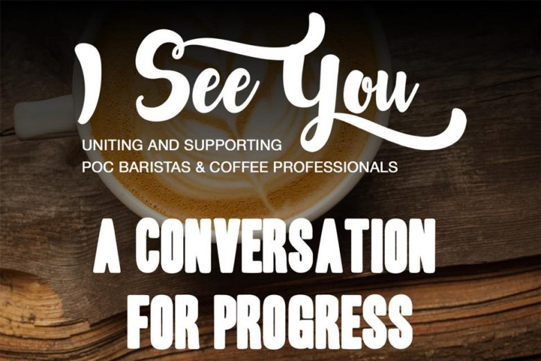Coffee, I See You: A Conversation For Progress In Brooklyn photo