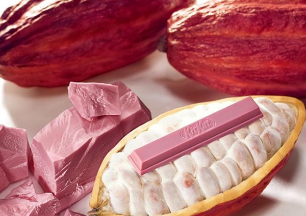 Nestle To Launch Ruby Chocolate Kitkat In Asia, photo
