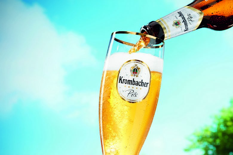 Have You Perfected The Krombacher Pour? ? Beer Today photo