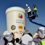 Dubai breaks world record for largest cup of hot tea photo