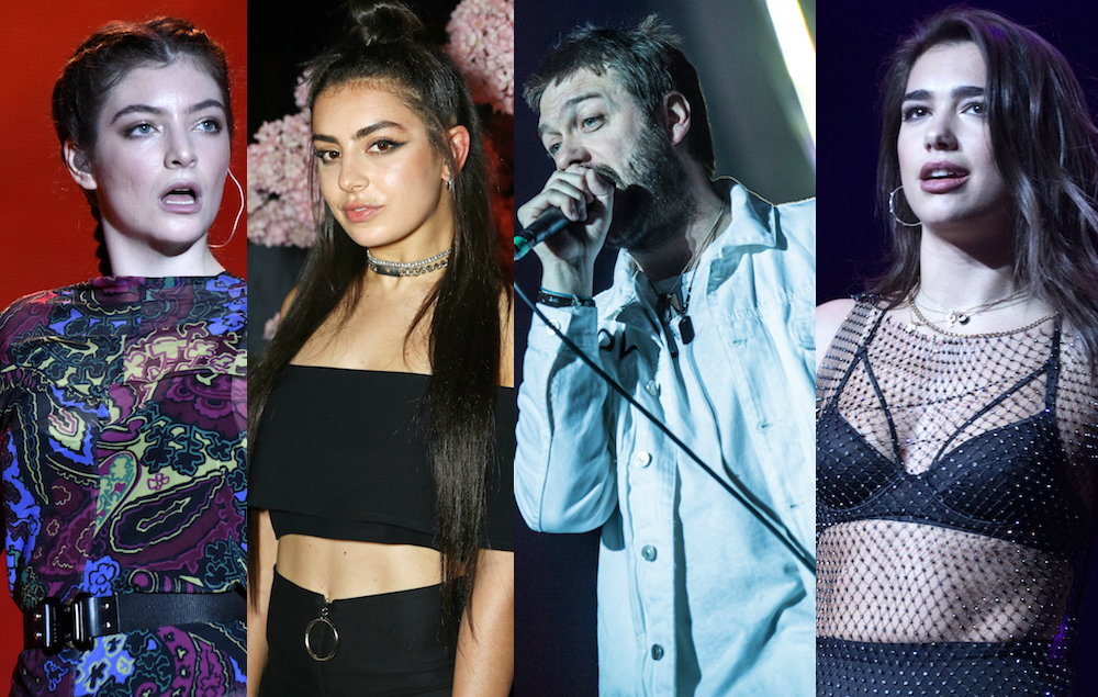 Vo5 Nme Awards Nominations List 2018 photo