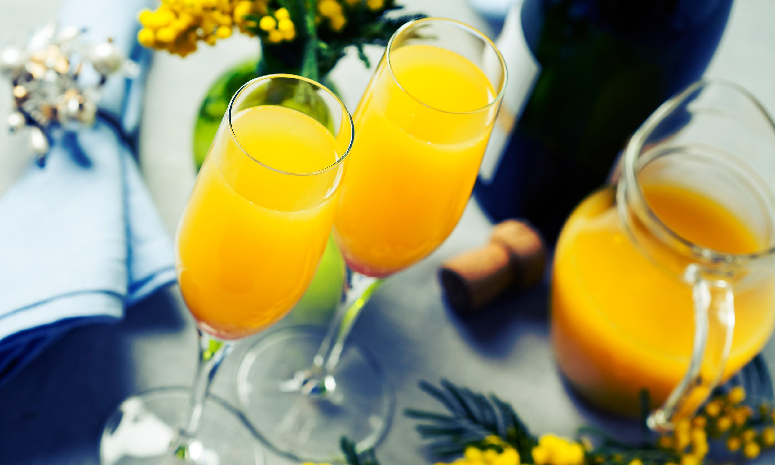 How The Mimosa Became The Official Drink Of Brunch photo