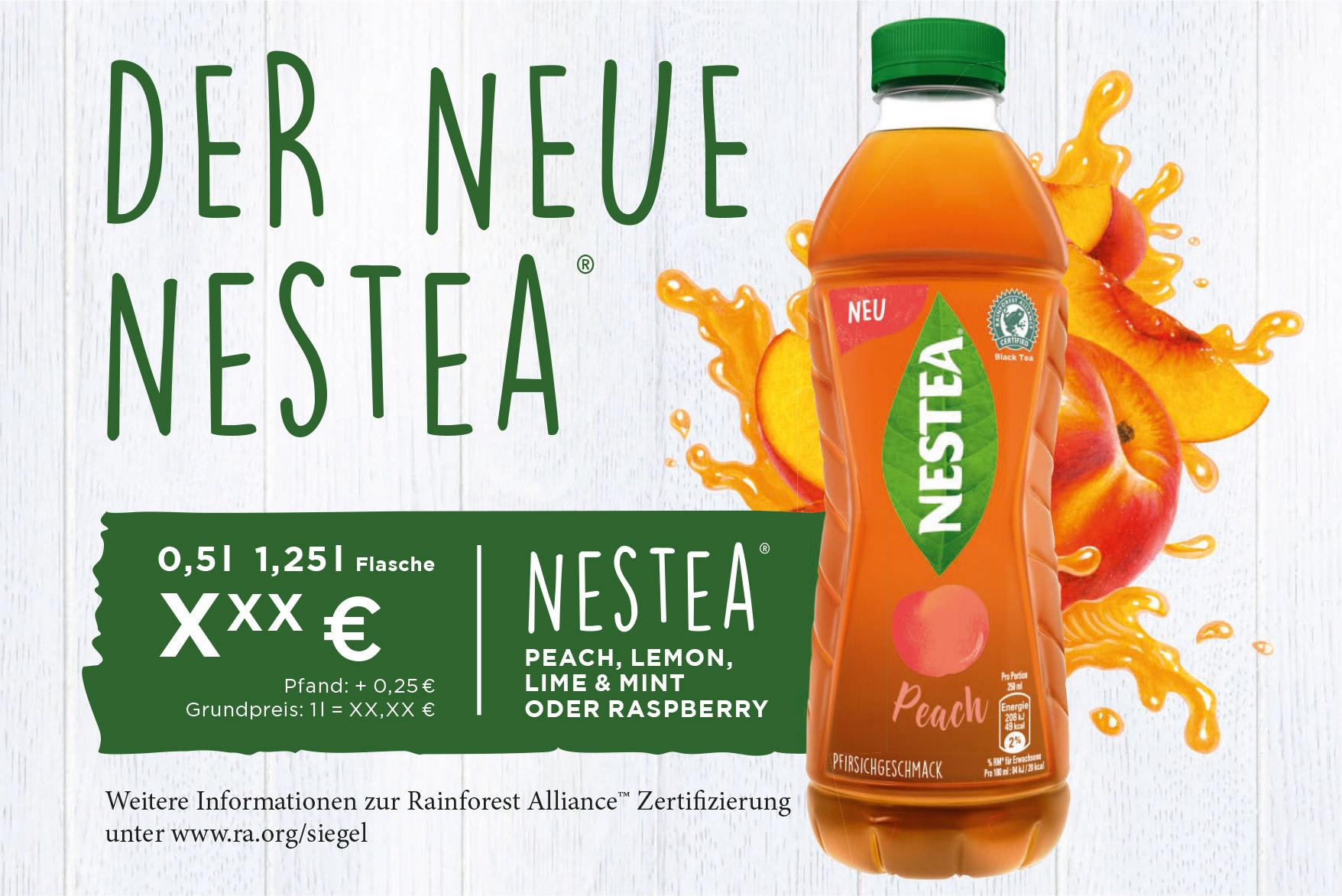 Neuer Markenauftritt Für Nestea photo