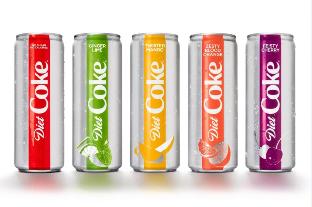 The New Diet Coke So Thirsty For Millennials' Approval photo
