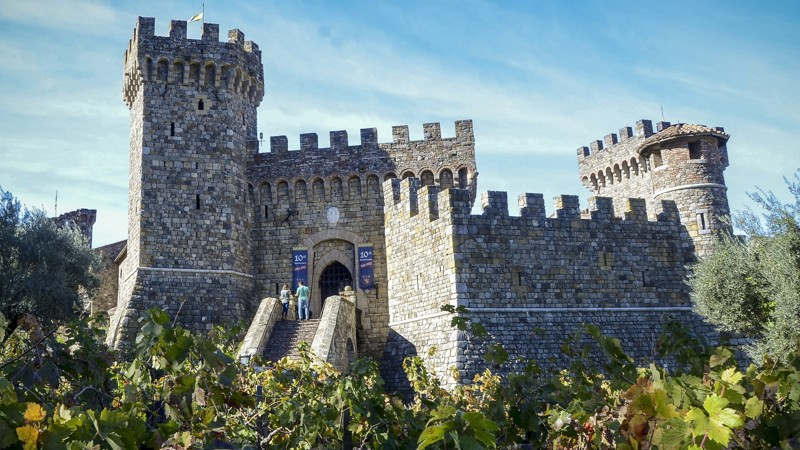 Napa Valley Reboot: After The Fires photo