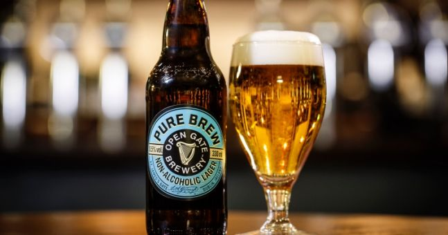 Guinness Announce The Release Of A Brand New Non-alcoholic Beer photo