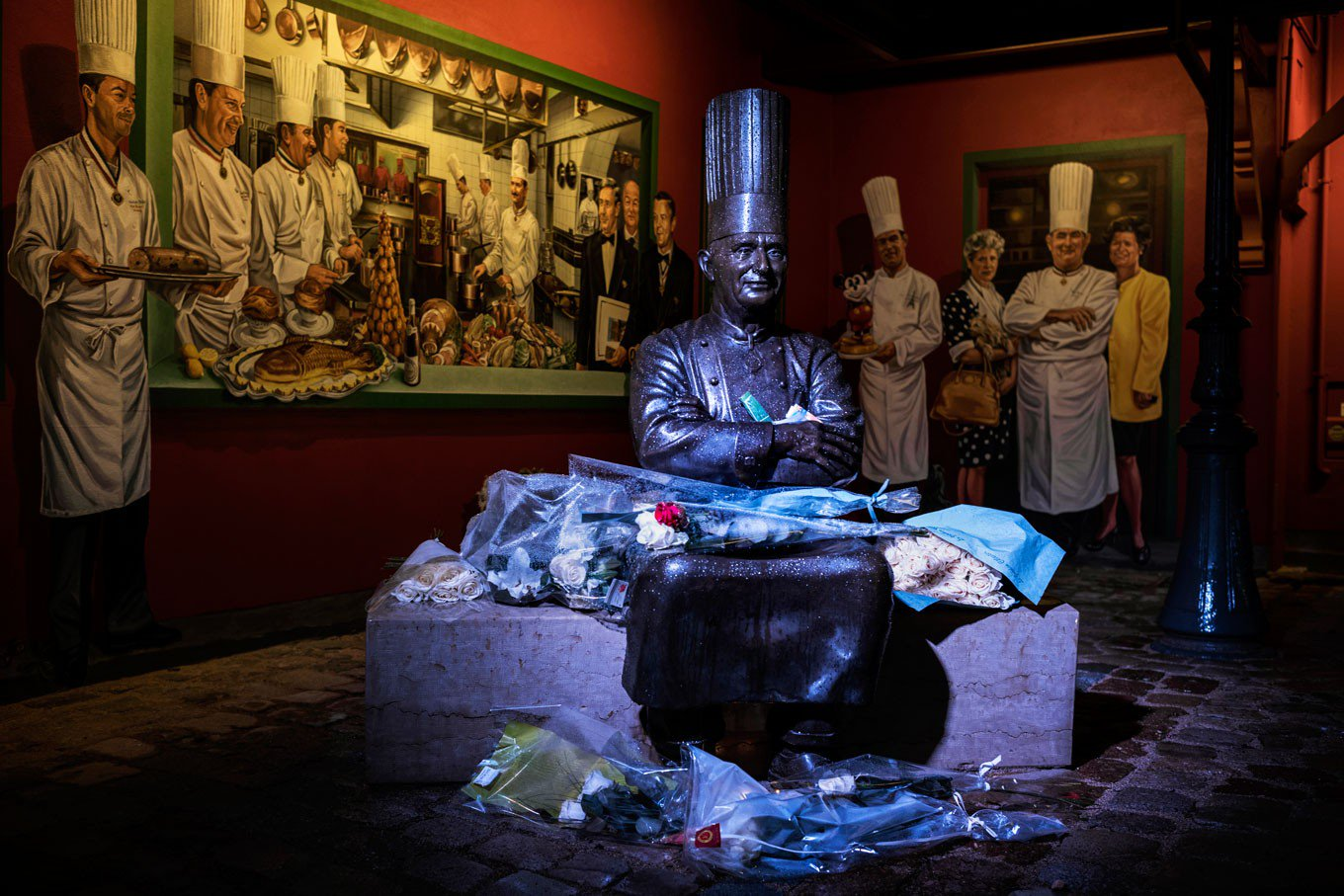 'pope' Of French Cuisine Paul Bocuse Dies Age 91, photo