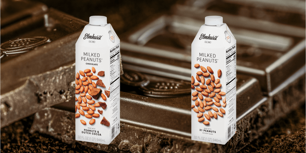 Dairy Company Turns Vegan And Launch Milk Made From Peanuts photo