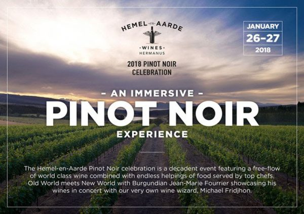 pinot noir celebration e1515665065102 Creation wishes you a star studded 2018