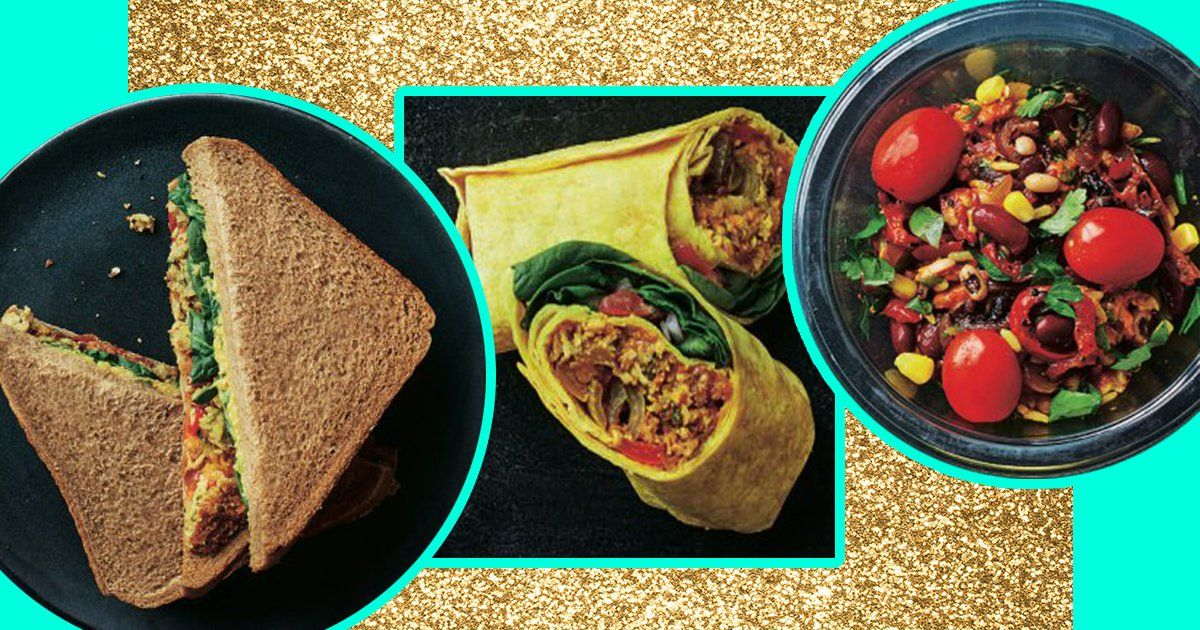 Asda Launches New Vegan Range That's Perfect For Your Lunchbox photo