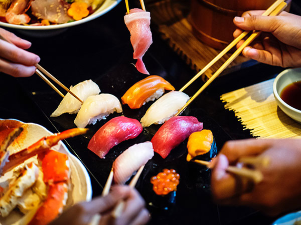 Is Sushi Causing A Rise In Tapeworm Infections? photo
