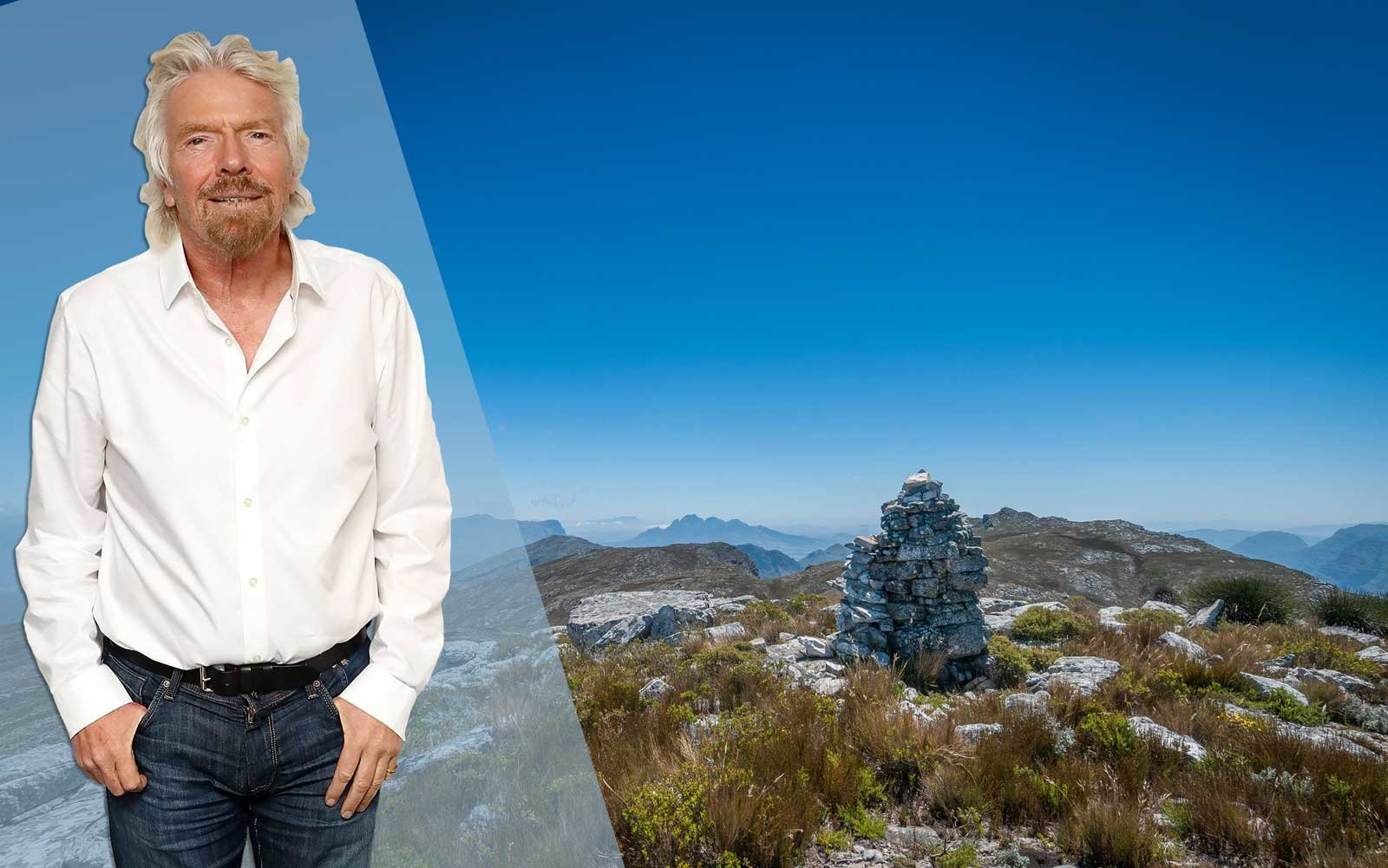 Richard Branson Gave Us A Peek At His Gorgeous Hotel In South Africa's Wine Country photo