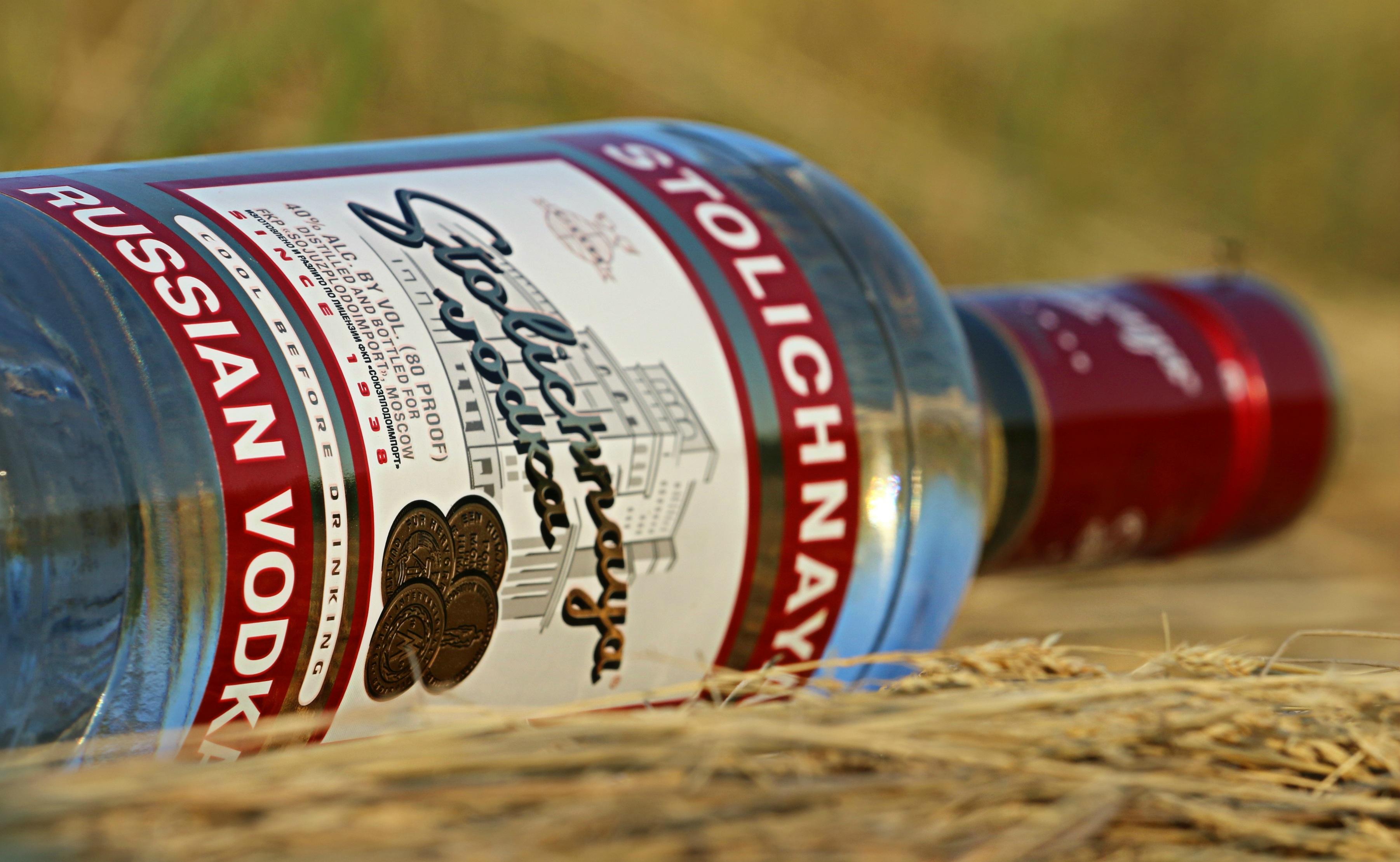 Are Russians Over Vodka? photo