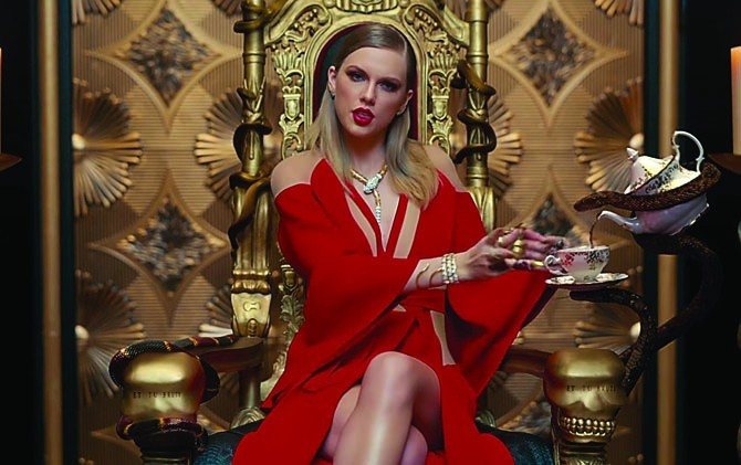 How to Drink Like Taylor Swift on Reputation photo