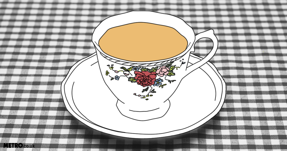 Drinking A Cup Of Tea Could Make You More Creative photo