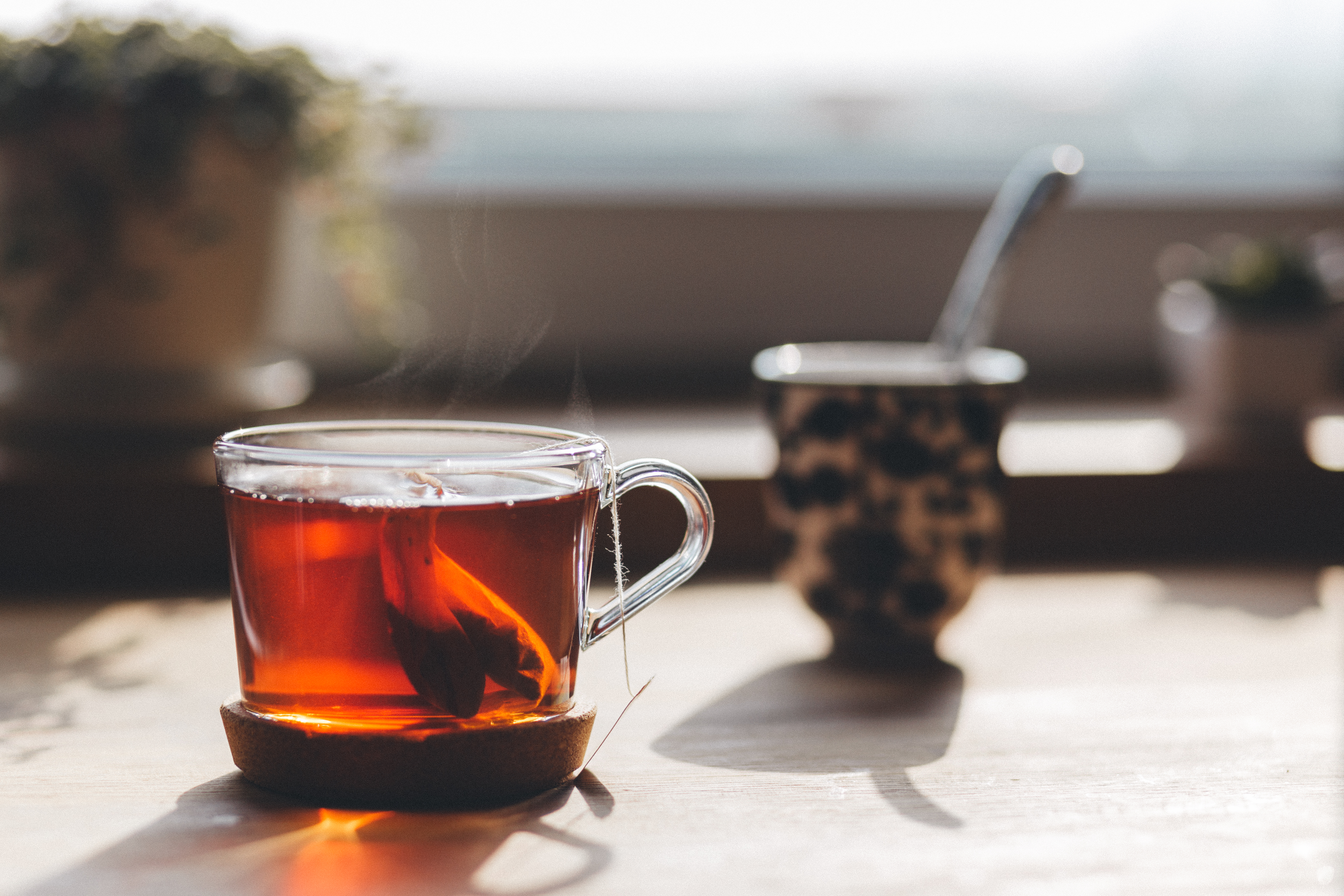 Drinking Tea Makes You More Creative photo
