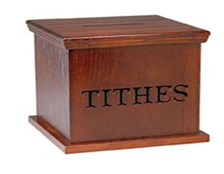 In Defence Of Tithing photo