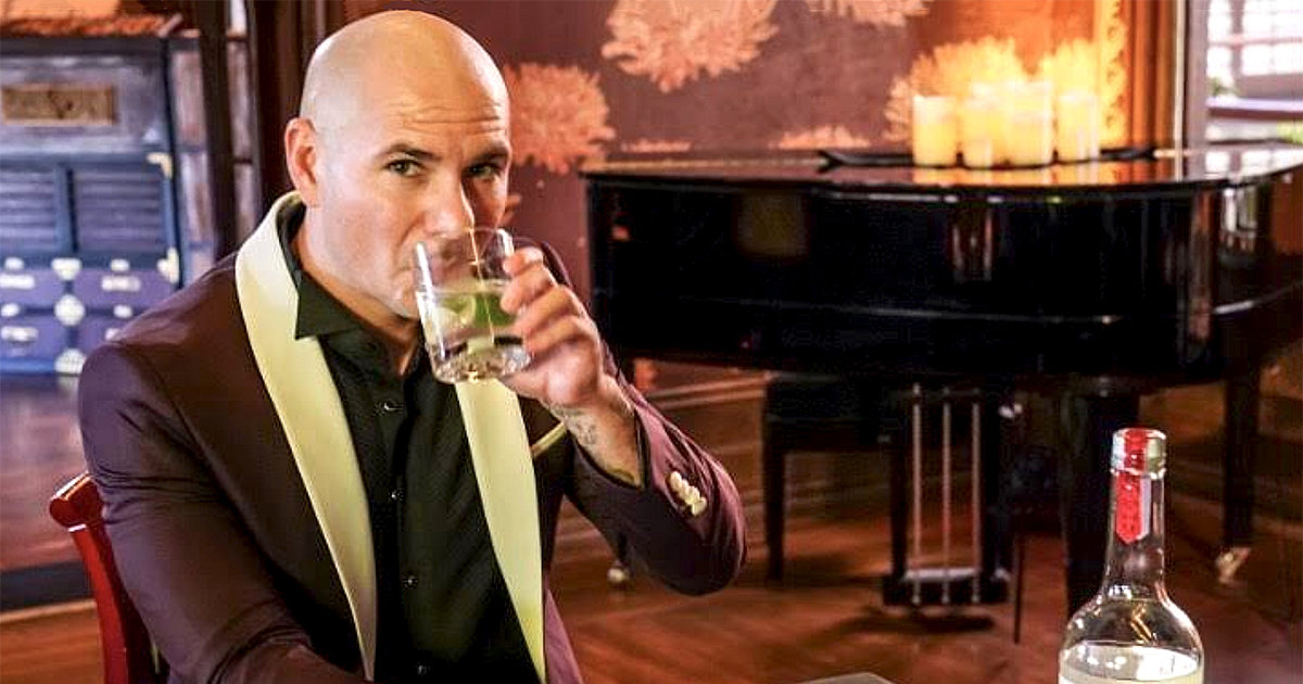 Pitbull Opens Mojito Bar in Miami photo