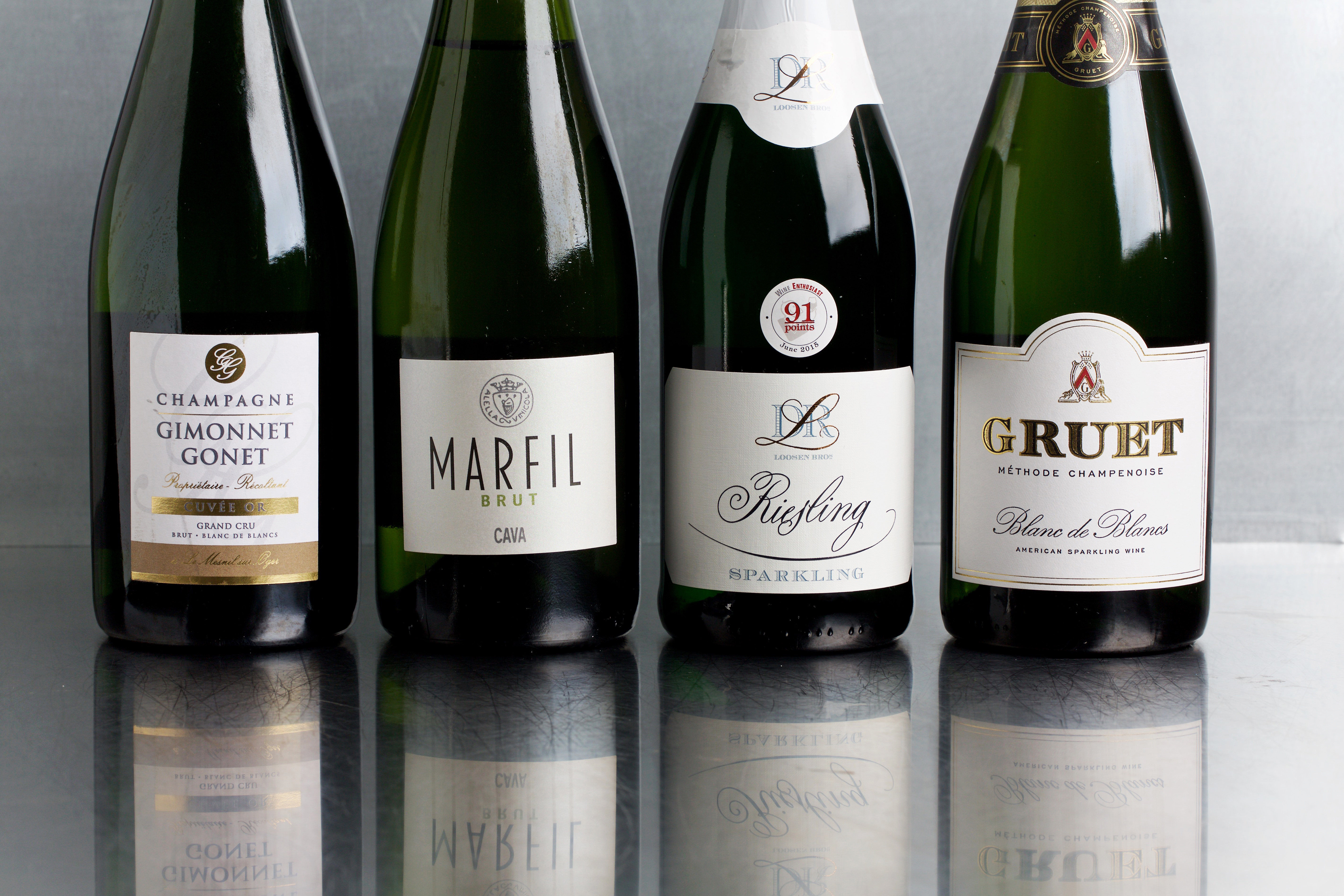 5 Sparkling Wines From Around The World To Try photo