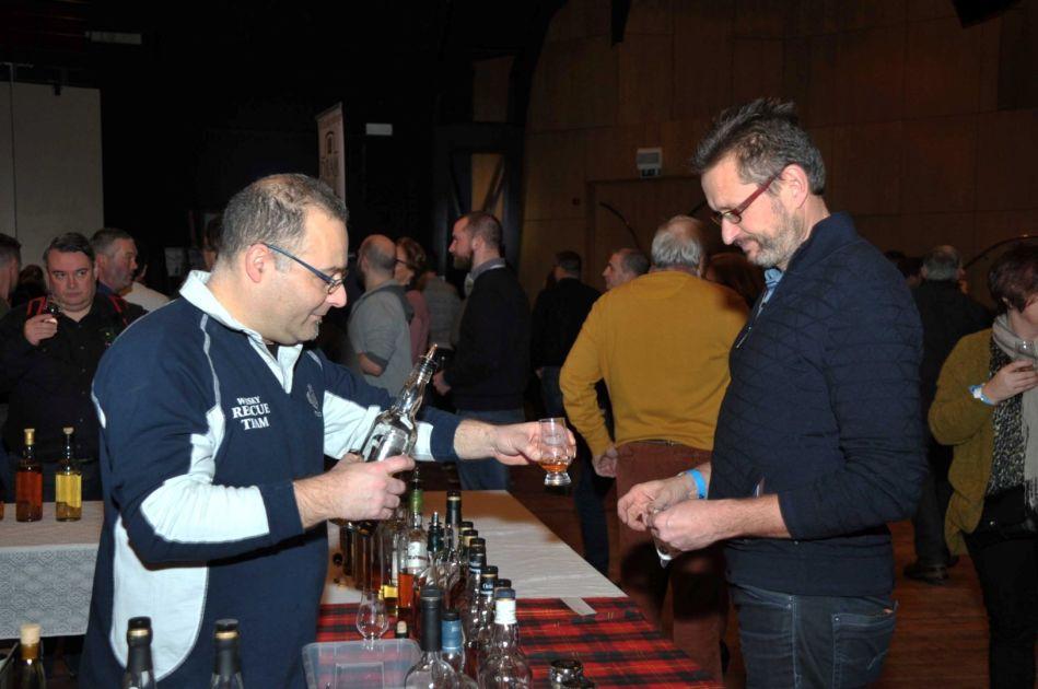 Veel Volk Op 9de Maltclan's Whiskyfestival photo