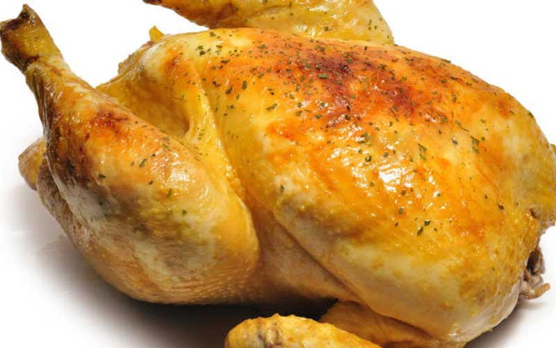 Why Chapatis Are Not Black, And Tastiest Chicken Is Yellow photo