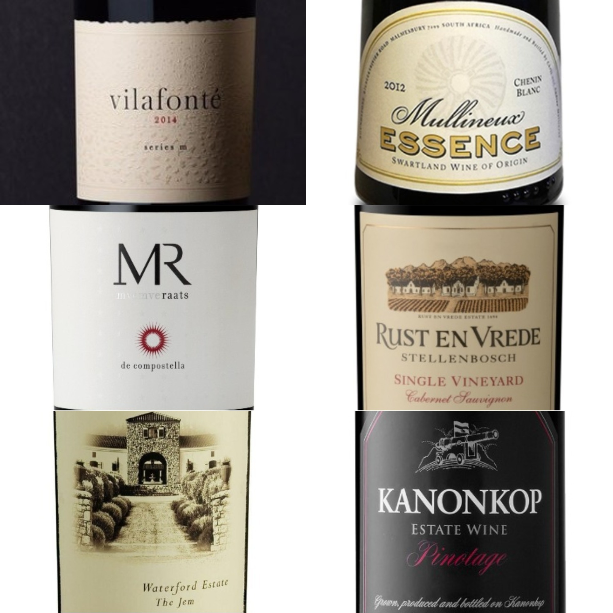 These Are South Africas Best Luxury Wines photo