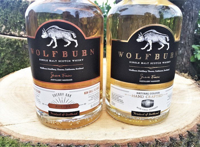 Whisky Review Round Up: Wolfburn Hand Crafted And Aurora photo