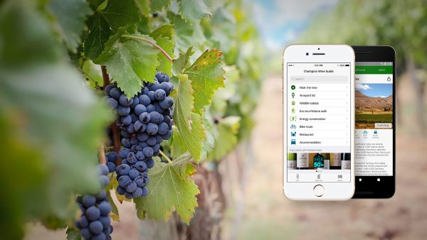 Explore Conservation Champion wine farms with WWF's new app photo