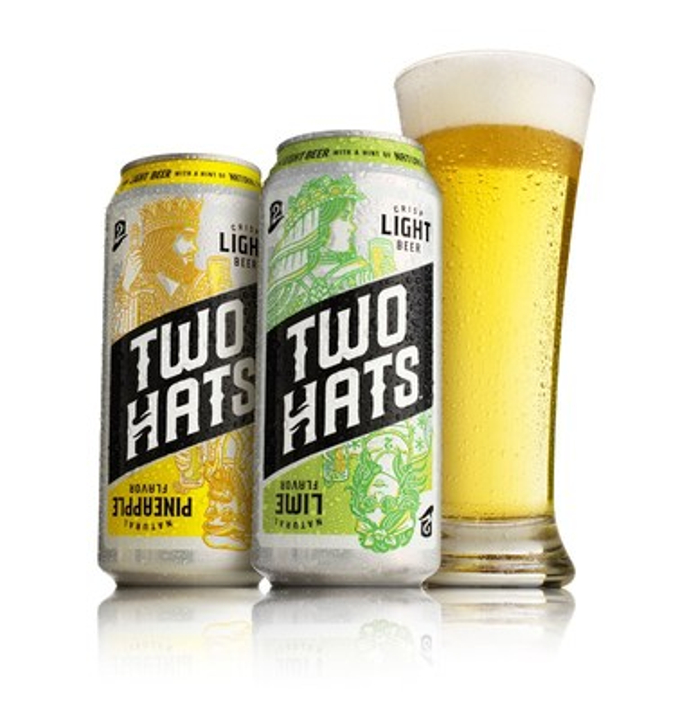 Good Cheap Beer Has Arrived: Millercoors Releases Two Hats, New Line Of Light Beers photo