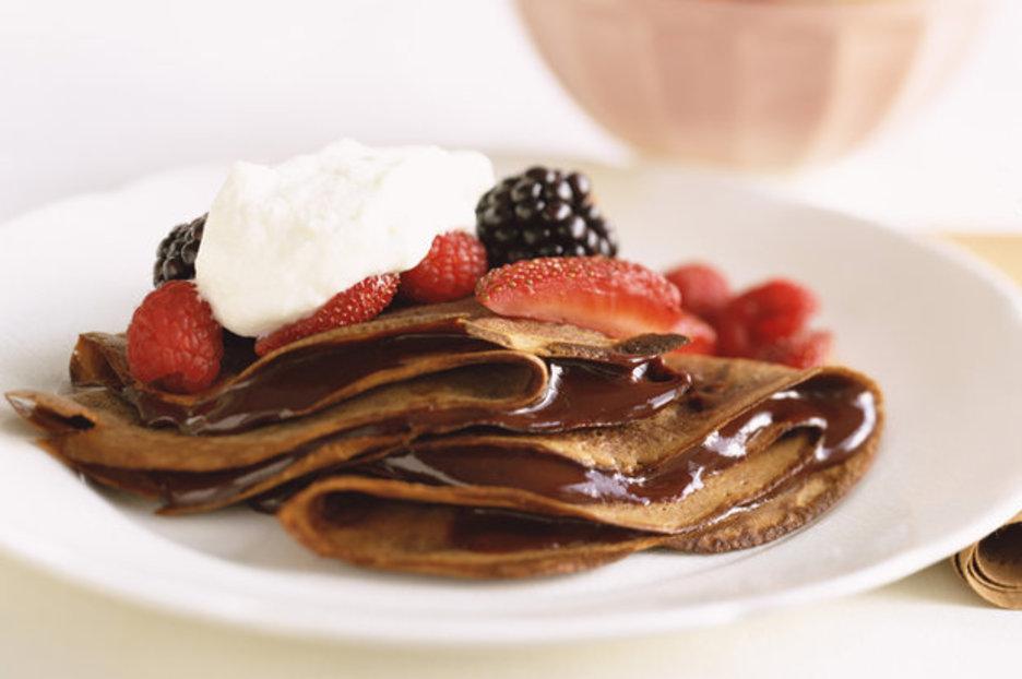 Nutella Pancake Recipe: How To Make Nigella Lawson's Indulgent Chocolate Pancakes photo