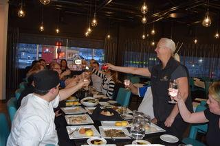 Restaurateur Thanks Notley For B.c. Wine Boycott photo