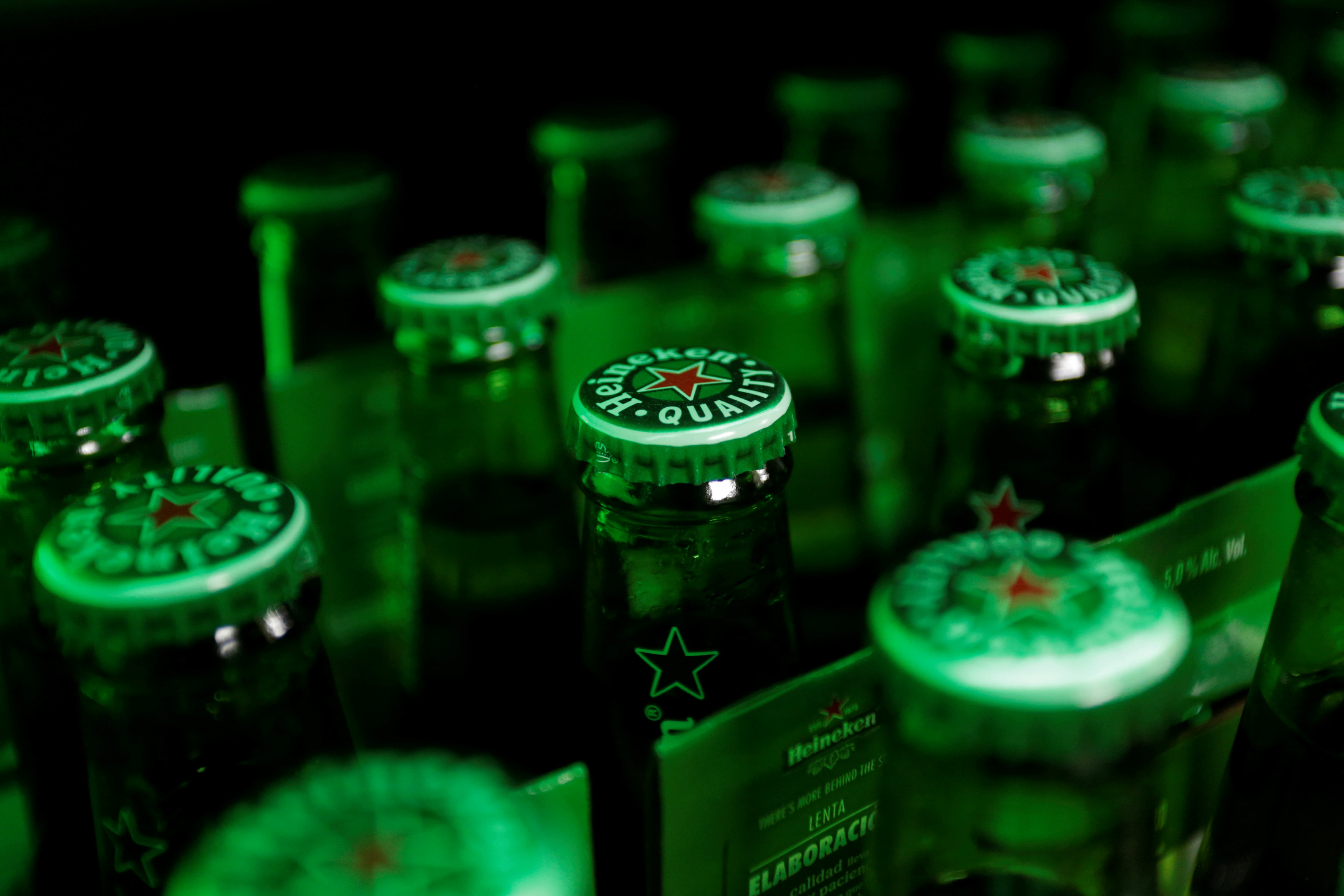 Heineken Plans To Go Big In Brazil photo